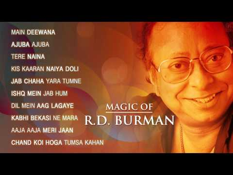 Magic Of r D Burman Superhit Bollywood Songs | Non-stop Hits | Jukebox video