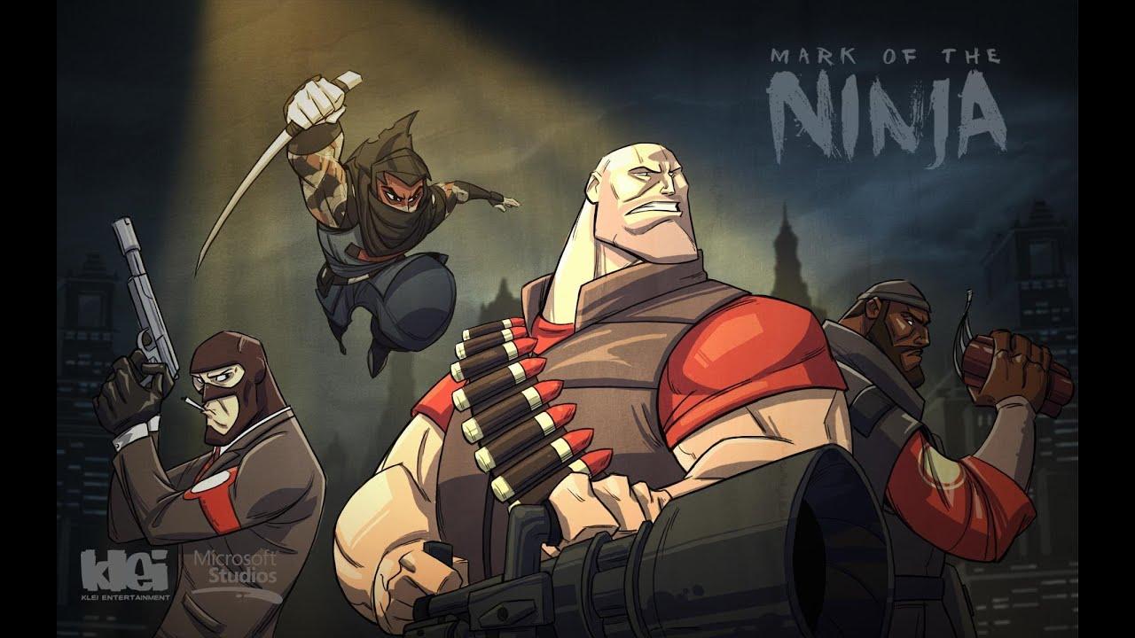 Mark of the Ninja - PC Gameplay - YouTube