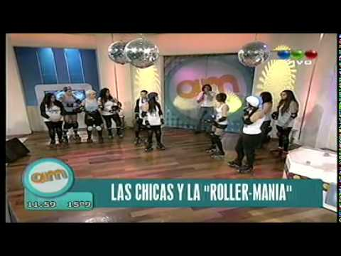 Argentina All Stars en AM - ROLLER DERBY