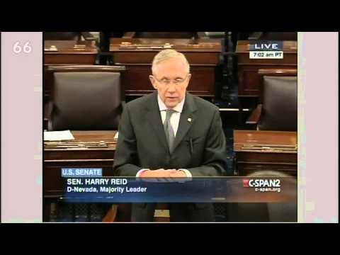 134 Times Harry Reid's Railed Against the Koch Brothers | SuperCuts #50