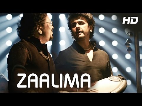 Jal Movie Song zaalima - Sonu Nigam, Bickram Ghosh | New Hindi Songs 2014 - Full Hd video