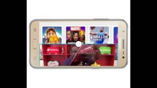 How To Download Nougat 7.0 Features For Samsung Galaxy J1, J2, J3 - GoodLock