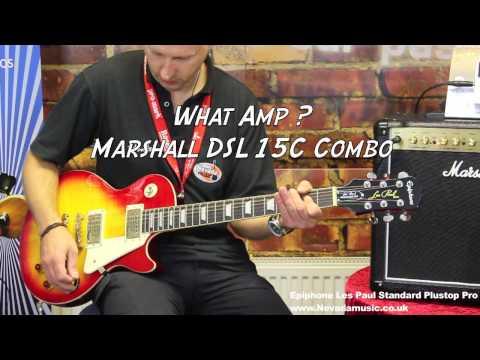 Epiphone Les Paul Standard Plustop Pro Guitar Demo - Nevada Music UK