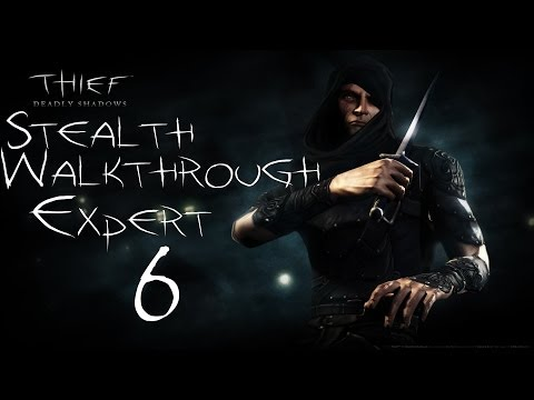 Thief: Deadly Shadows - Stealth Walkthrough Expert - 100% Loot - Part 6 - Mission 4 Pagan Sanctuary