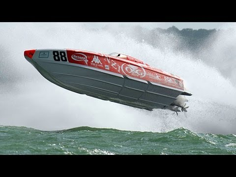 OSG Donzi ZR Racing - Powerboat P1 Evolution World Championship