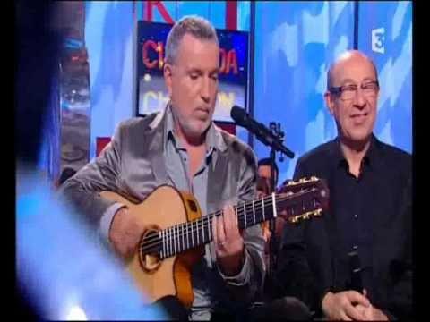 Bernard Lavilliers et Nicoletta Idées Noires Chabada 27 fevrier 2011 - YouTube