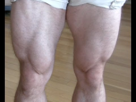 How to get Bigger Legs Best squats workout exercise demonstration with Victor Costa Vic