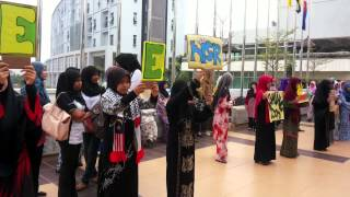 MISY: We Care Flashmob, UiTM Puncak Alam