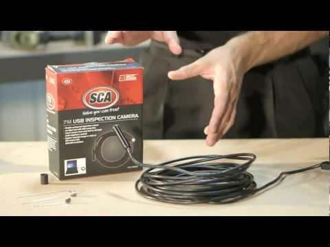 SCA USB Inspection Camera