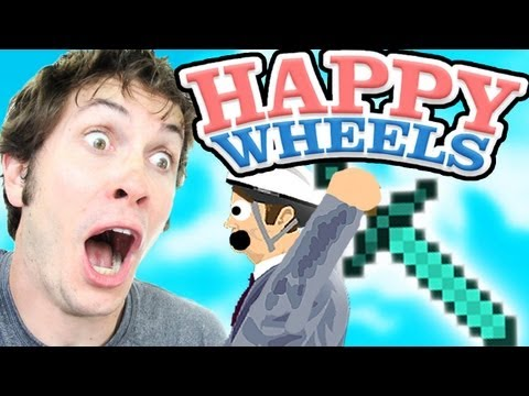Happy Wheels - SWORD THROW OF DESTINY