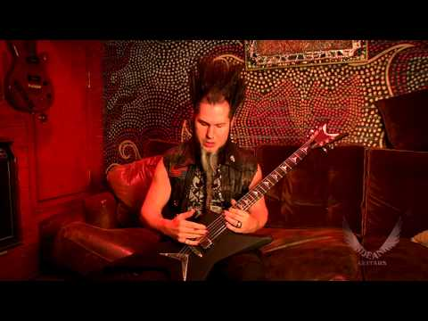 Wayne Static of Static-X discusses his Custom Dean Modifier