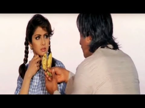 Shakti Kapoor, Anil Kapoor Comedy Scene in Mr. Bechara