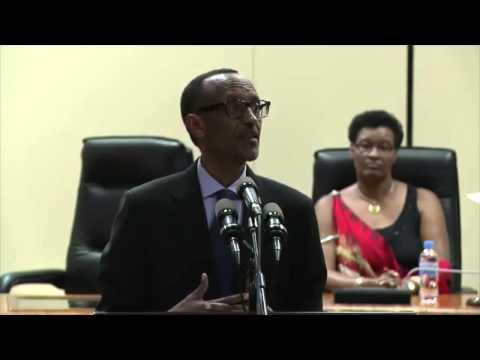 Rise and Shine Rwanda: GENERAL KARENZI KARAKE FREED