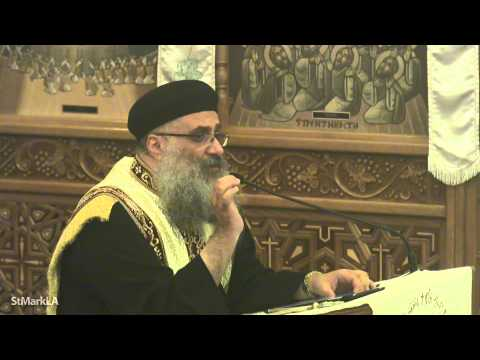 Christ Ascension(Arabic Sermon) - Fr Isaac Azmy