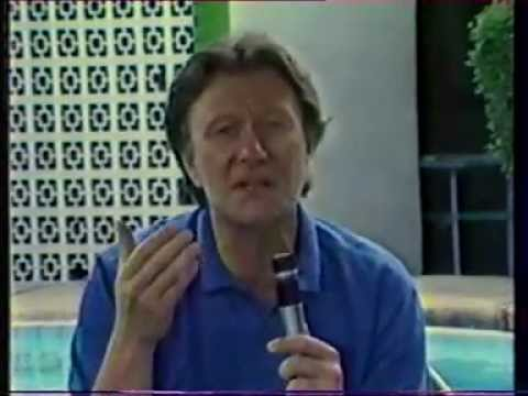 Андрей Миронов в Мексике, 1986 год.