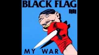 Watch Black Flag Beat My Head Against The Wall video