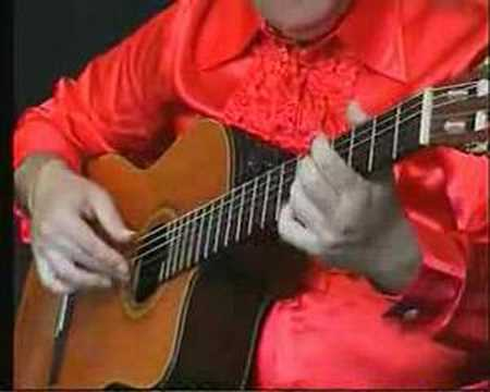 GODFATHER Theme - Classical Fingerstyle Guitar - Igor Presnyakov...