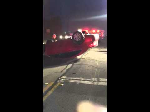 That worst accident ever in Joshua Texas