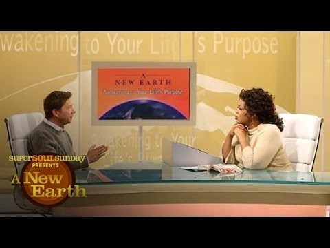 Eckhart Tolle Reveals the Source of All Hurt Feelings | A New Earth | Oprah Winfrey Network