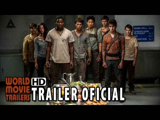 Maze Runner: Prova de Fogo Trailer Oficial Legendado (2015) - Dylan O'Brien HD