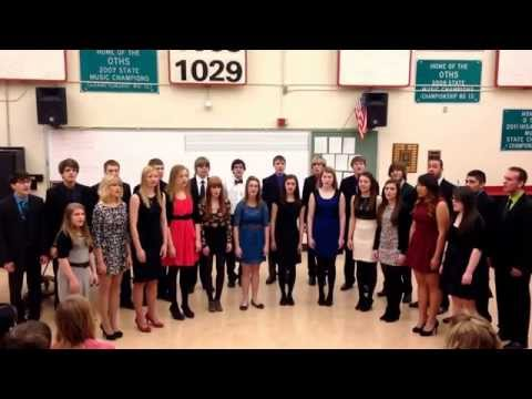 "Ottawa Township High School - 2014 IHSA Ensemble Competition - Jazz Choir - ""That Ever I Saw"""