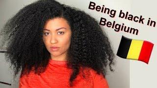 How It Feels Being Black in Belgium