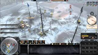 COMPANY OF HEROES 2 - online battle #1