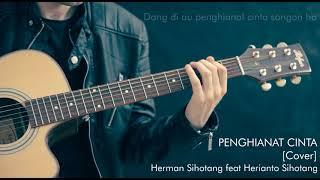 Penghianat Cinta - Omega Trio (Cover) Herman Sihotang feat Herianto Sihotang