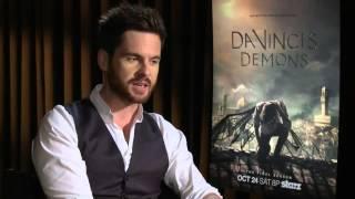 Tom Riley Interview