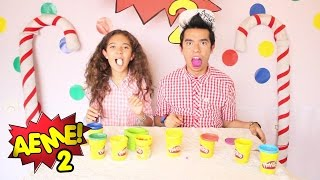 AEME! - Capitulo 17 - Play Doh Challenge