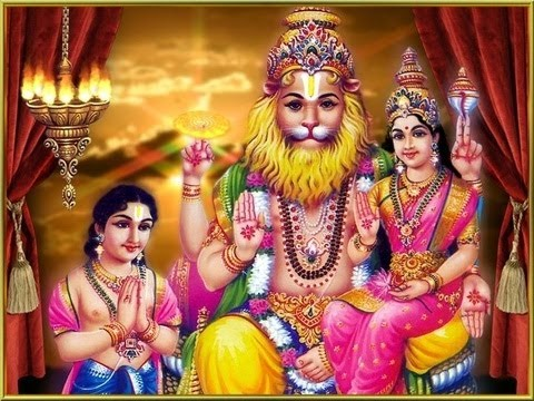 Sri Lakshmi Narasimha Karavalamba Stotram - Lyrics In English - Adi Sankaracharya video