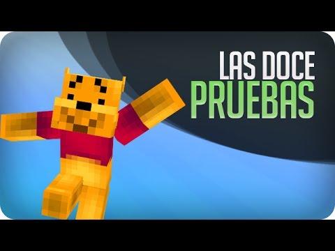 Las 12 Pruebas! | Minecraft - Episodio Piloto