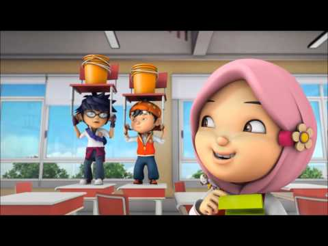 BoBoiBoy Video Chronology (2011-2013)
