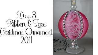 Day 3 of 10 Days of Christmas Ornaments with Cynthialoowho 2011