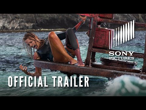 THE SHALLOWS - Official Trailer (HD)