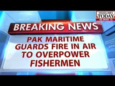 Pakistan Maritime Guards Arrest 48 Indian Fishermen