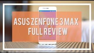 ASUS Zenfone 3 Max Full Review