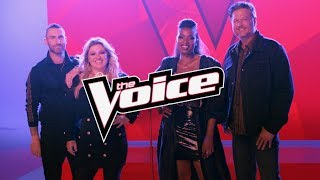 First Look At Season 15 Of 'The Voice'!