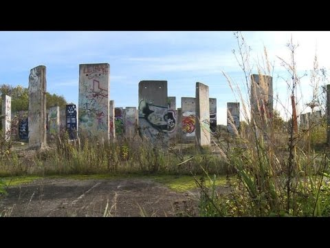 Berlin Wall legacy lives on in four corners of the globe