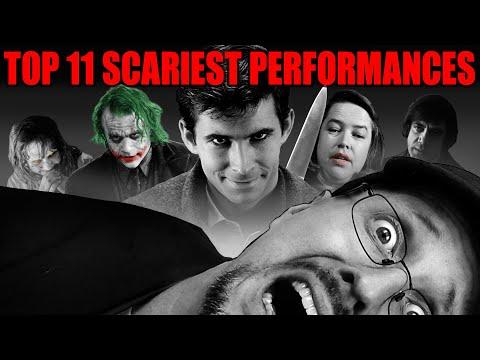 Nostalgia Critic: Top 11 Scariest Performances