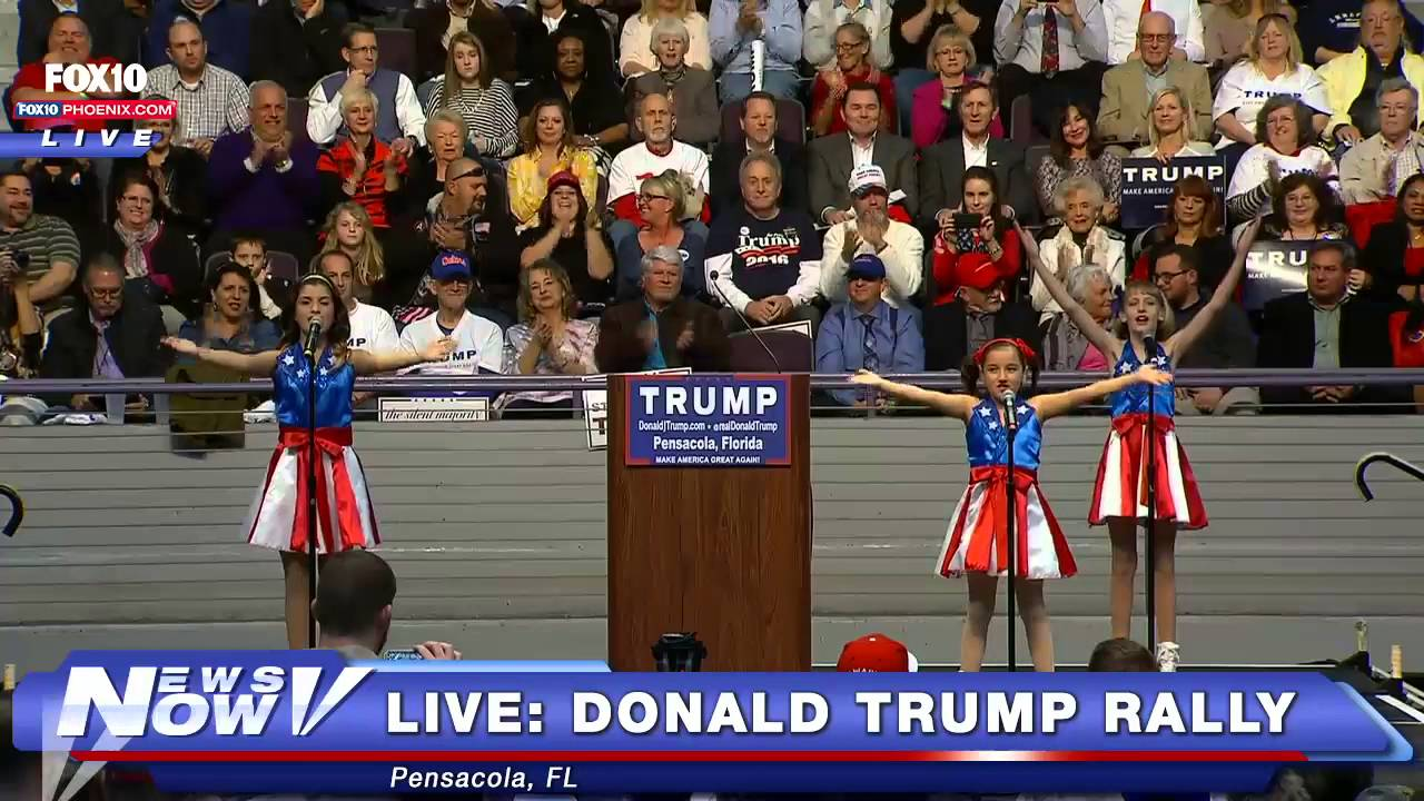 [The Official Donald Trump Jam] Video