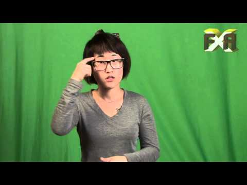 korean sign language