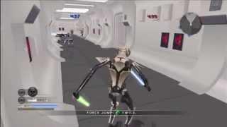 Star Wars Battlefront 2 - General Grievous gameplay