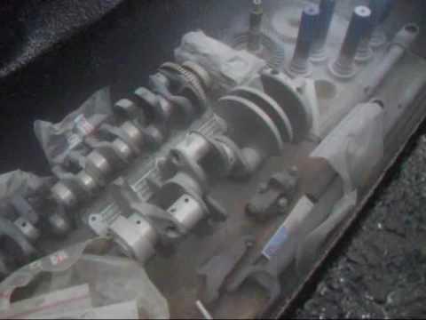 cryogenic treatment  engine parts youtube
