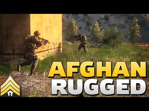 Afghan Rugged - Compound Clearing