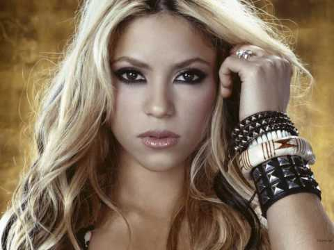 Shakira - Suerte [Whenever Wherever] Spanish Version w/ Lyrics