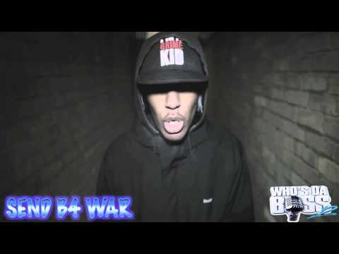 NOVELIST SEND B4 WAR (CADELL)