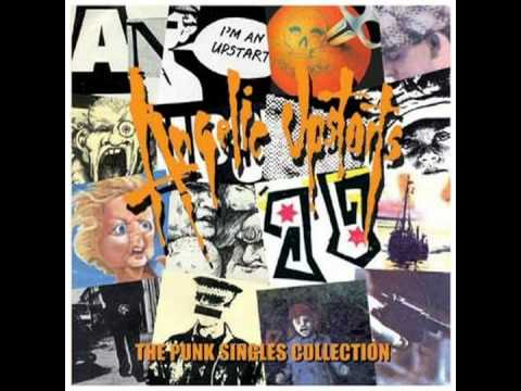 Angelic Upstarts - Theres A Drink In It