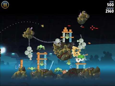 Los mejores juegos de angry birds para android+links de descarga (loquendo)