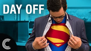 Superman's Day Off Disaster - Studio C